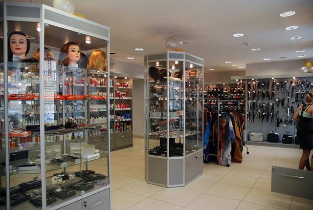 Новый магазин в санкт-петербурге..